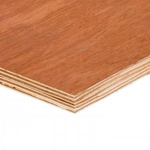 Chinese Redwood Plywood